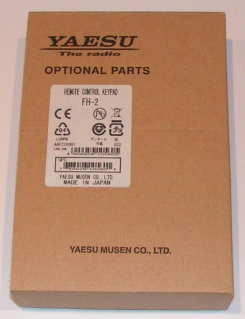 FT2000 : Clavier FH2 - Telecommande Messages audio et CW Clavier-ft-2-emballage-01