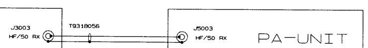 YAESU FT847 : Absence de réception HF et 50 MHz Coax-a-demonter
