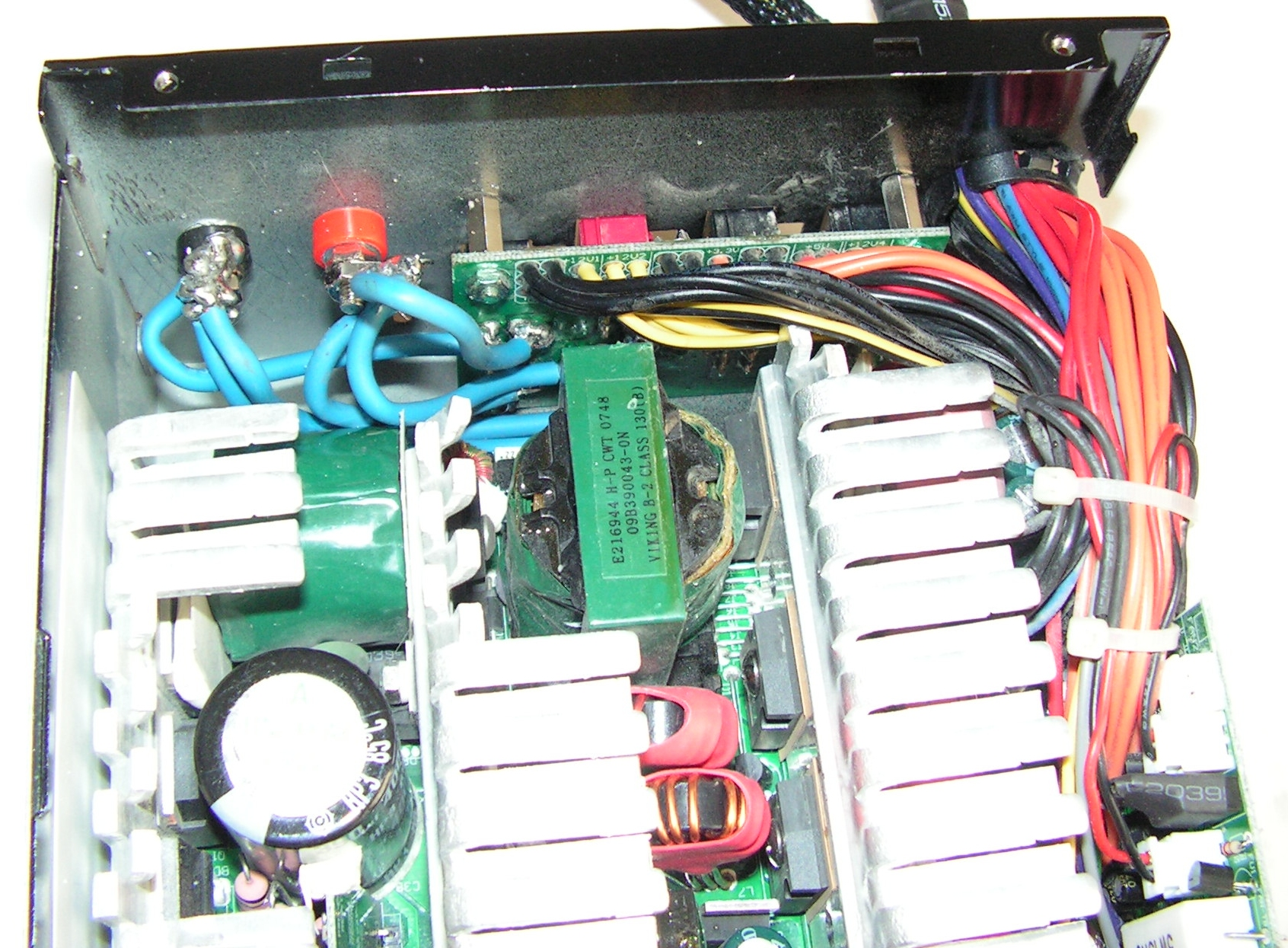 Alimentation à découpage pour émetteur-récepteur radioamateur Alim-pc-12v-01