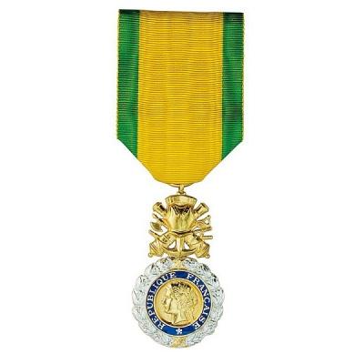 Medaille militaire Ludovic Vuillermet F5PBG