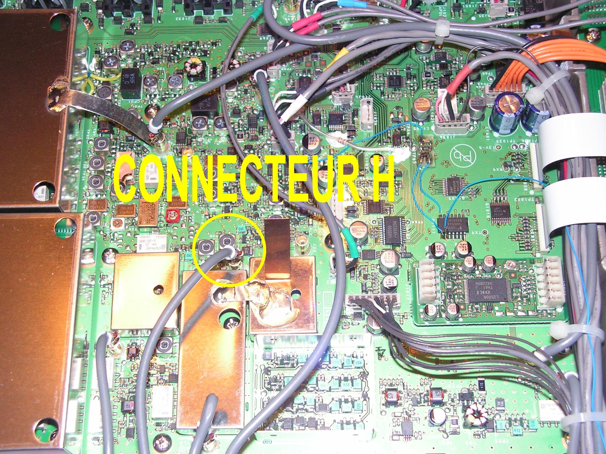 FT2000 : Dongle RTL SDR - Mise en place Connecteur-h-presentation