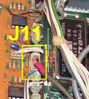 FT747 GX : Panne en émission  J11-maint-unit