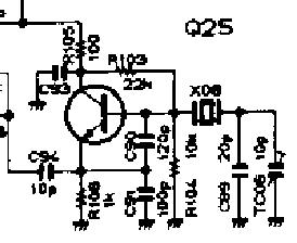 Dérive en fréquence - VFO HS FT757 Oscillateur-principal