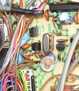 Dérive en fréquence - VFO HS FT757 Oscillateur-ref