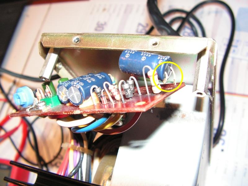 FP757 HD - Panne Alimentation Yaesu : Relais bruyant n'arrêtant pas de battre Fp757-06