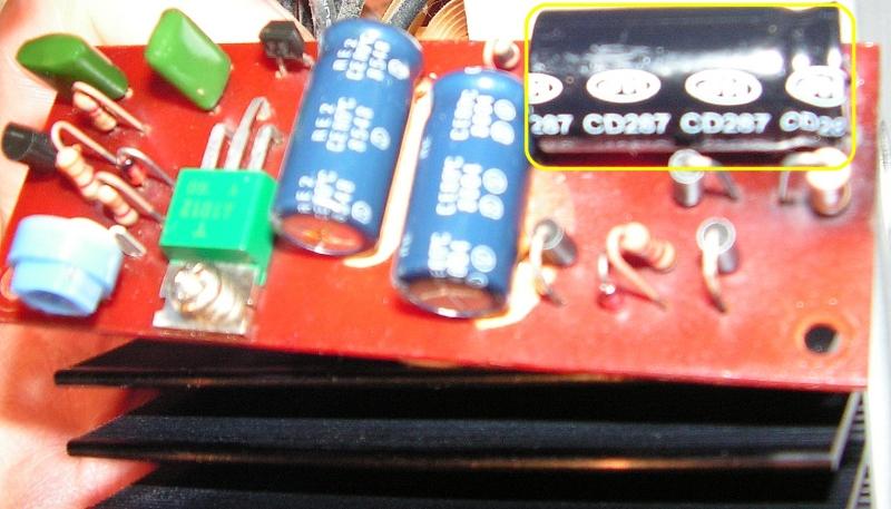 FP757 HD - Panne Alimentation Yaesu : Relais bruyant n'arrêtant pas de battre Fp757-09