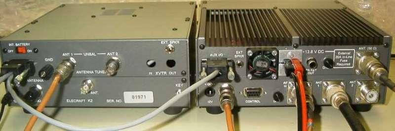 Emetteur récepteur K2 K2-07