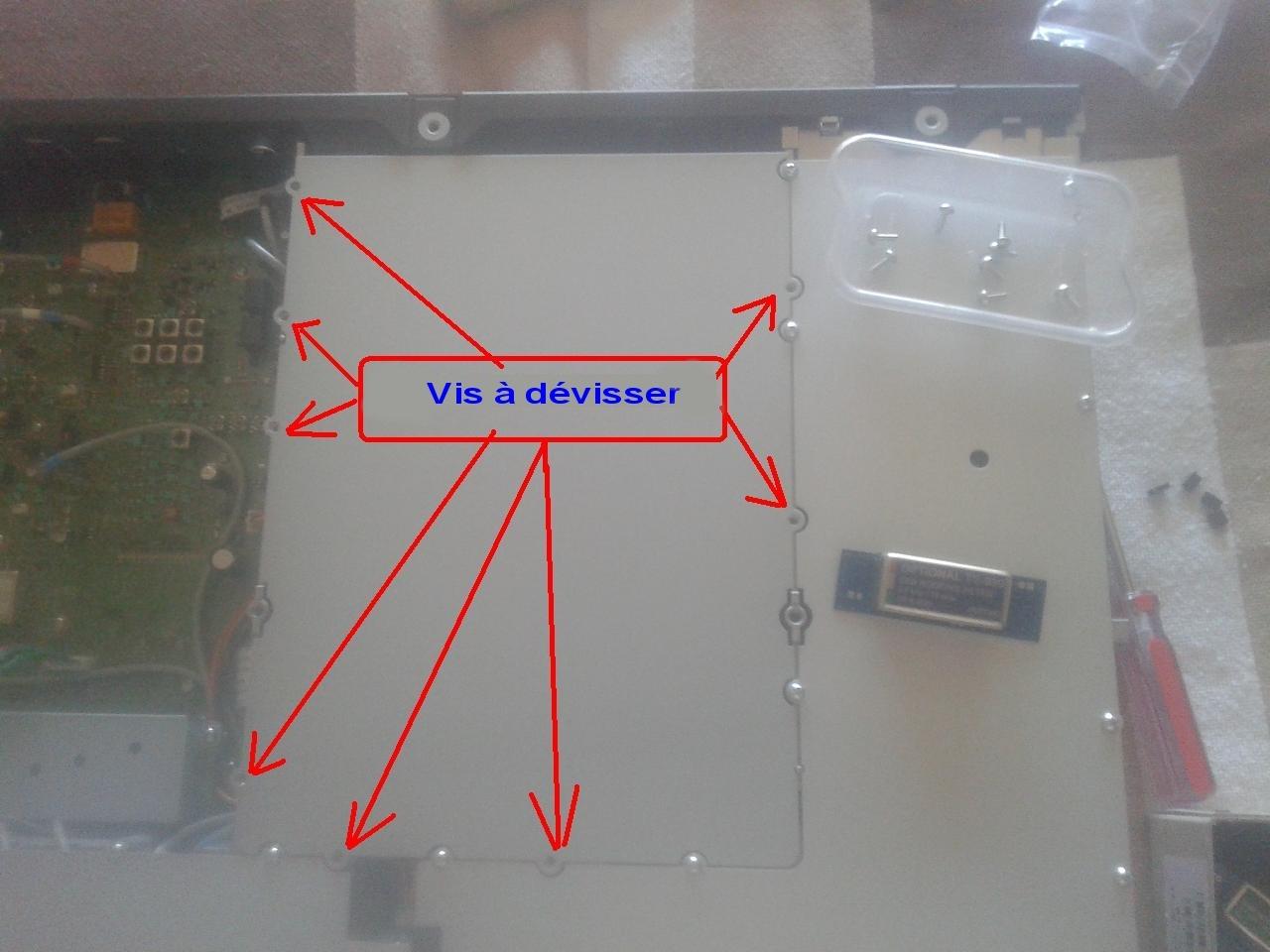 TS990 Kenwood : Disposer d'une sélectivité digne de ce nom - Filtre optionnel de IK8TNG Montage-03