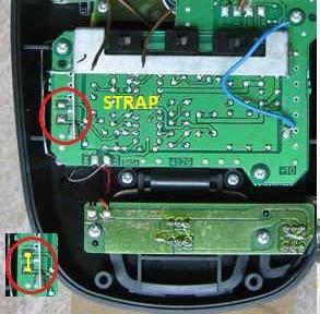 MD100 : Augmenter de 3dB le niveau d'entrée Md-100-ouvert
