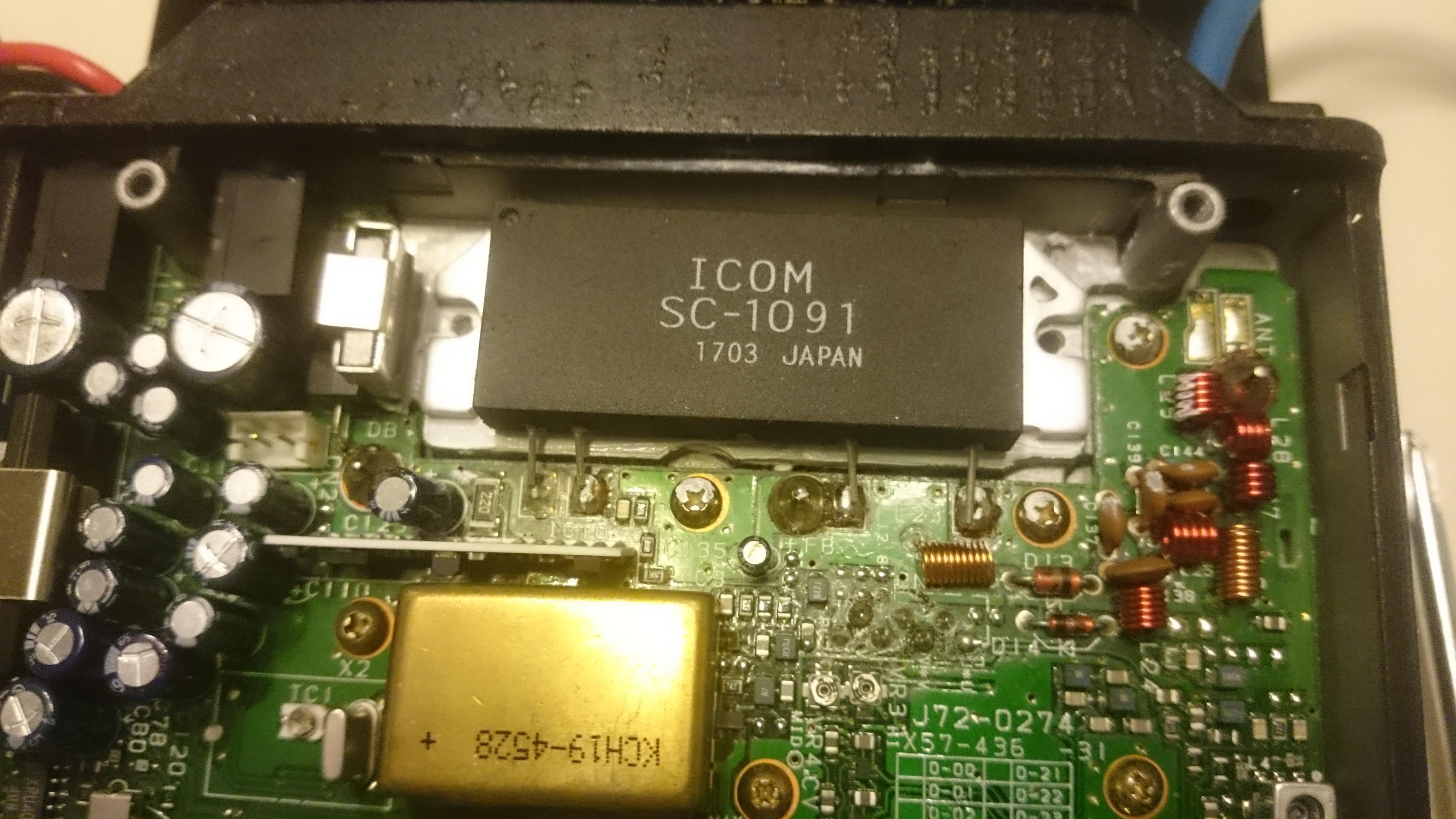 Kenwood TM733 : Problème de puissance ( faible, inexistante ou disparaissant en quelques secondes ) - Idem Alinco DR605 06-pa-new