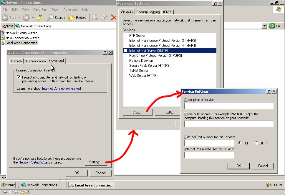 UltraVNC ou comment optimiser le PC de collègue à distance... Confxp1